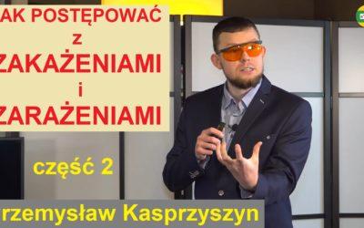 Przemysław Kasprzyszyn Odporność cz. 2