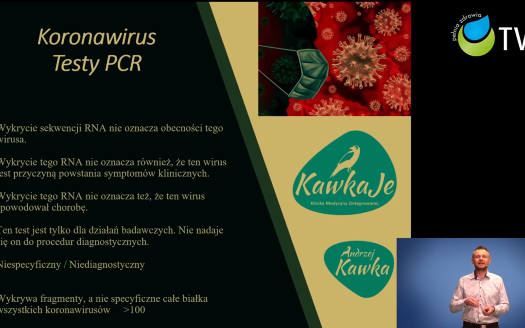 Andrzej Kawka – Testy COVID-19