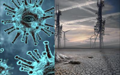 Związek pandemii koronawirusa SARS CoV-2 z siecią 5G