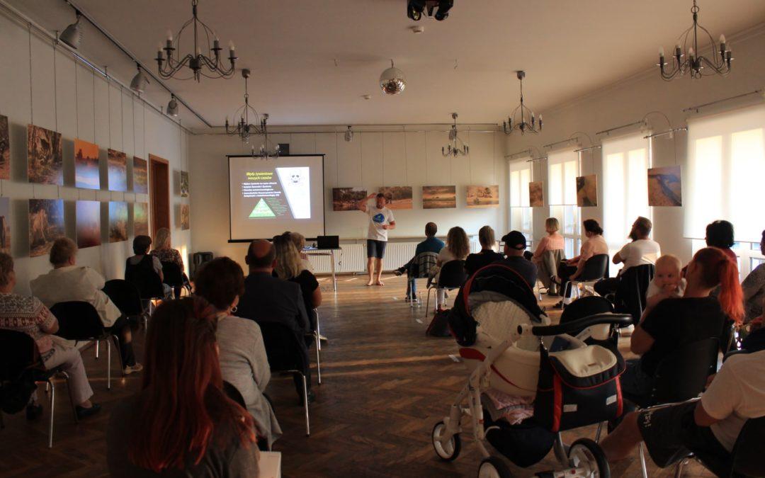 Wykłady w Miejskim Domu Kultury w Łaziskach Górnych