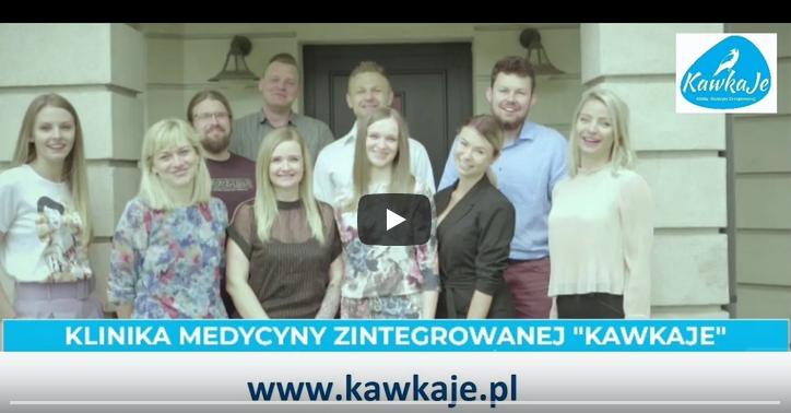 Film promujący Klinikę KawkaJe