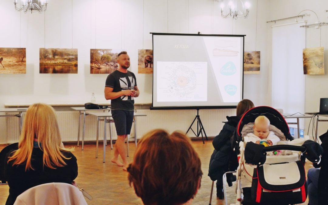 Cukry i Tłuszcze – Wykłady w MDK Łaziska Górne