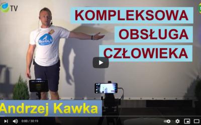 Wykład Andrzeja Kawki: Diagnostyka – potrzebujemy wielu elementów do życia