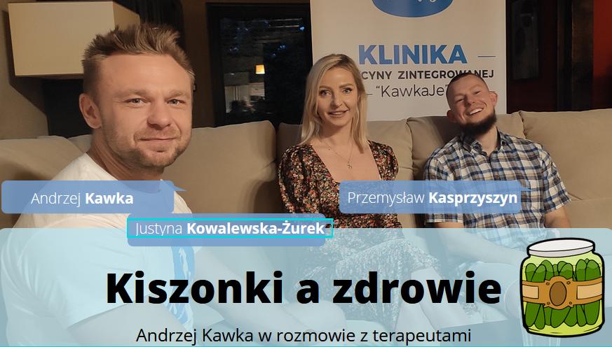 Kiszonki a zdrowie – Andrzej Kawka w rozmowie z naturoterapeutami. [WIDEO]
