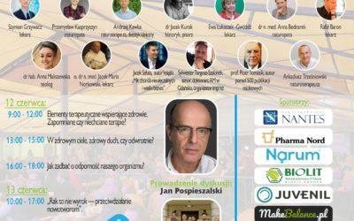 Pełnia Zdrowia – Festiwal Kultury Zdrowia 12-13 czerwca [WYDARZENIE]