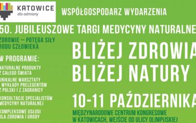"""""""Bliżej zdrowia, bliżej natury"""" 10 – 11 października [WYDARZENIE]"""
