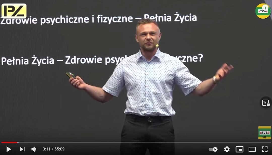 """""""Czego Ci lekarz nie powie"""" – Andrzej Kawka. Poznań 2021 [WYKŁAD]"""